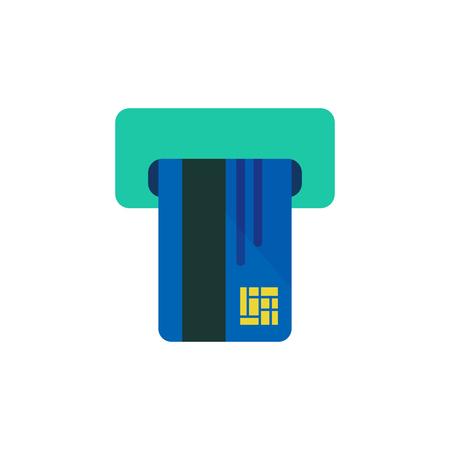 Insert Money Logo Icon Design