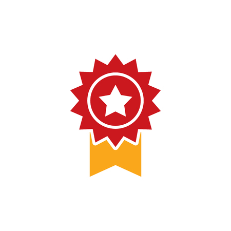Best Shop Logo Icon Design Illustration