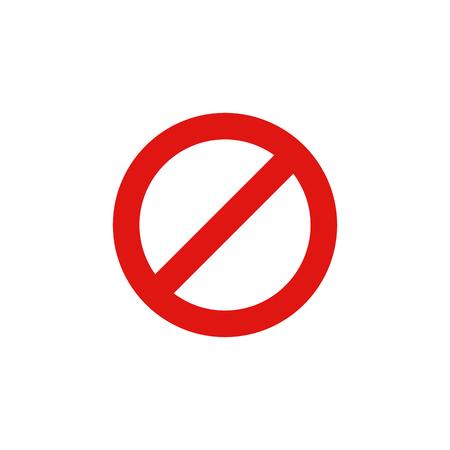Block Email Logo Icon Design
