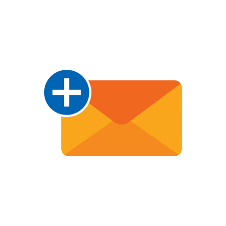 Add Email Logo Icon Design