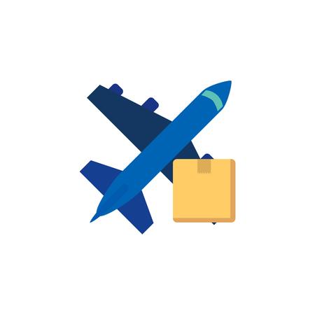 Travel Logistic Icon Design