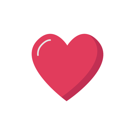 Love And Valentine Icon Design 일러스트