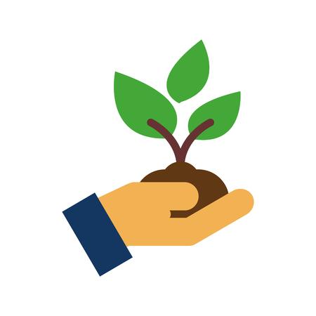 Plant Insurance Icon Design