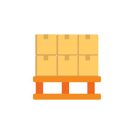 Logistic Icon Design