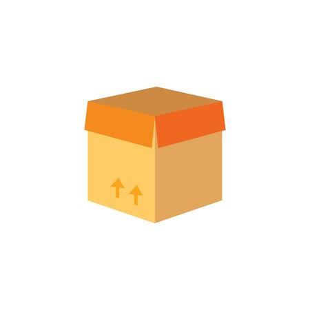 Box Logistic Logo Icon Design
