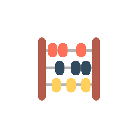 Abacus School And Education Logo Icon Design