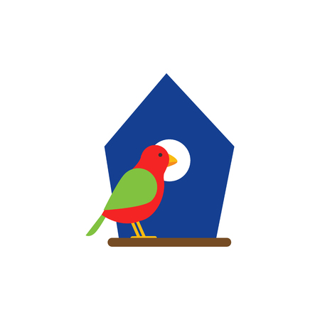 Cage Park Logo Icon Design