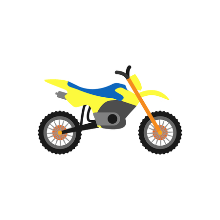 Motorcycle Transportation Logo Icon Design