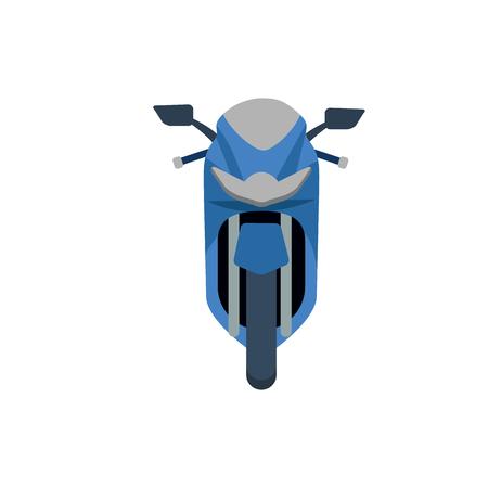 Motorcycle Transportation Logo Icon Design Stock Vector - 106766458