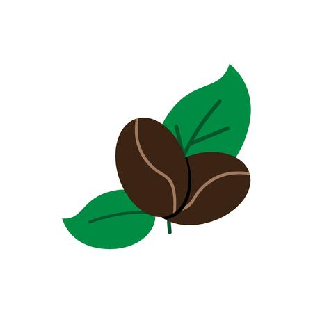 Green Coffee And Tea Logo Icon Design Çizim