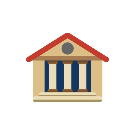 Law Finance Logo Icon Design 向量圖像