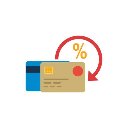 Payment Finance Logo Icon Design Ilustrace
