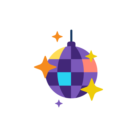 Lamp Party Logo Icon Design