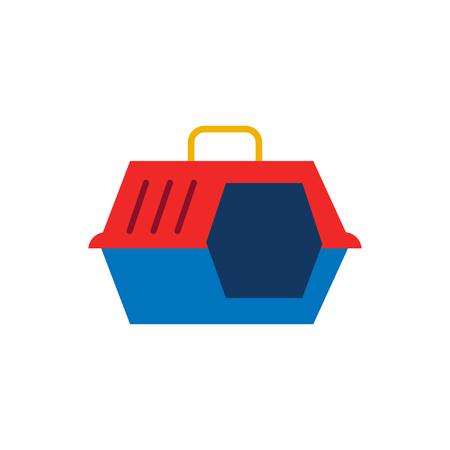 Cage Pet Logo Icon Design
