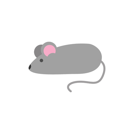 Mouse Pet Logo Icon Design