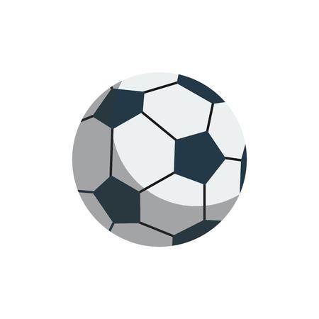 Soccer Logo Icon Design Vettoriali