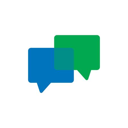 Testimonial Logo Icon Design