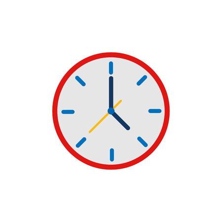 Time Logo Icon Design