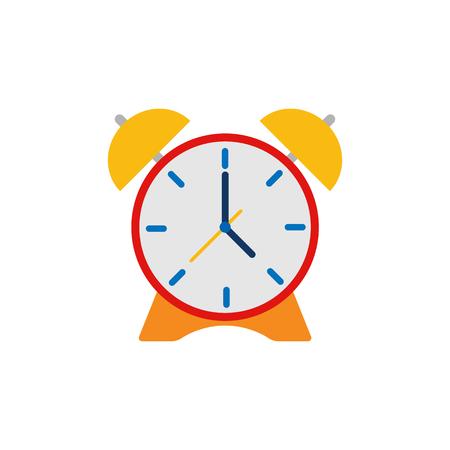 Alarm Time Logo Icon Design