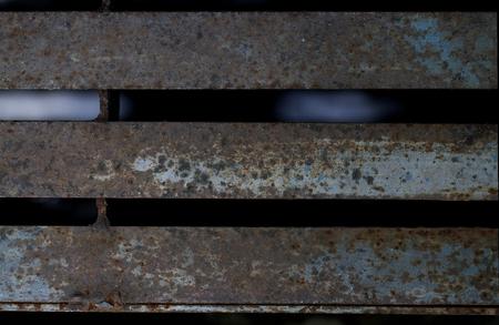 textures: rusty metal bar textures