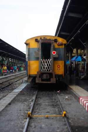 Wagons of the Thai Railways photo