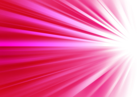 ray of lights: Pink ray lights technology defocused abstract background.