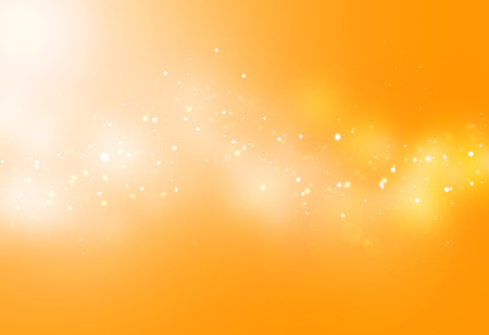 textured backgrounds: Gold ray  bokeh glitter defocused lights abstract background