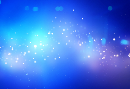 ray of lights: Blue ray lights bokeh glitter defocused  abstract background