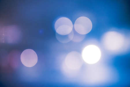 ray of lights: Night ray lights bokeh glitter defocused abstract background.