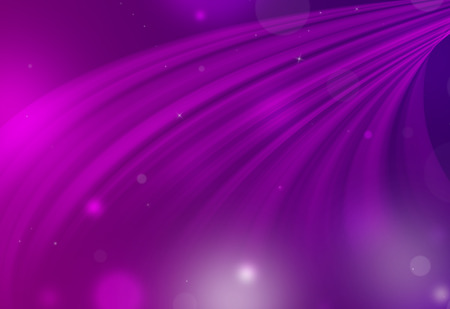 bokeh lights: Purple or violet glitter sparkle defocused rays down lights bokeh abstract holiday background.