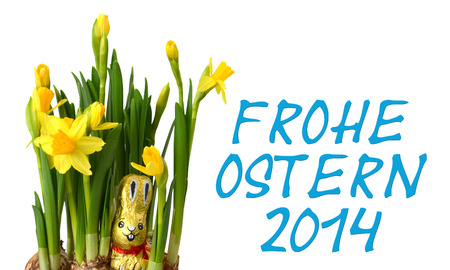 Frohe Ostern 2014