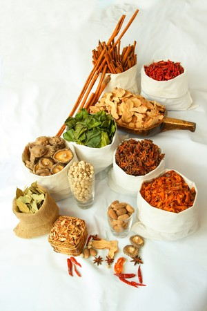 Spices, Pimento, Ingredient Thailand, South East Asia
