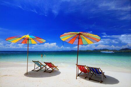 Khai Island, Phuket, South of Thailand Stock Photo