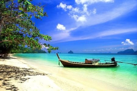 Kradan Island, Trang Province, South of Thailand
