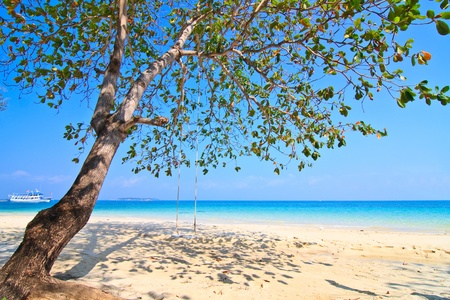 Munnork Island, Rayong Province, Gulf of Thailand