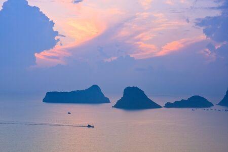 The Beautiful Twilight, Thailand