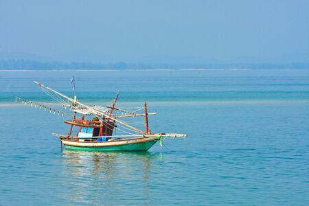 fishing thai boats, thailand
