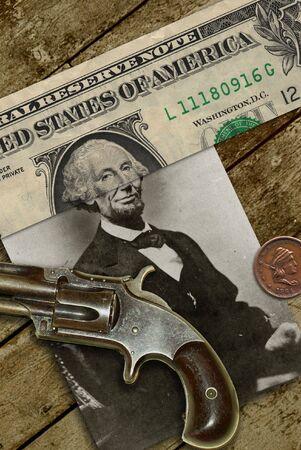 honest abe: Washington and Lincoln