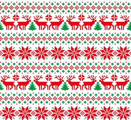 Świąteczny piksel w Nowy Rok