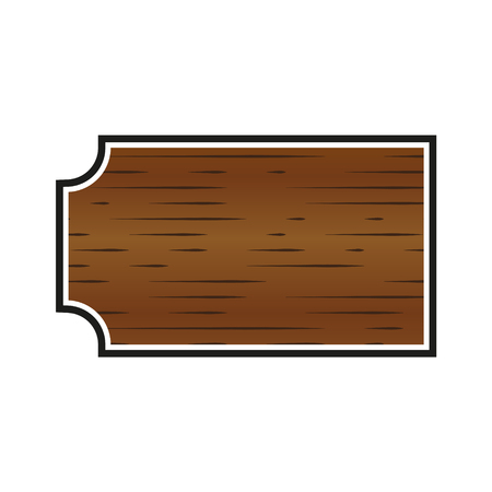 Vector wooden stickers label, wooden sign boards for sale,price and discount stickers, banners, badges. EPS