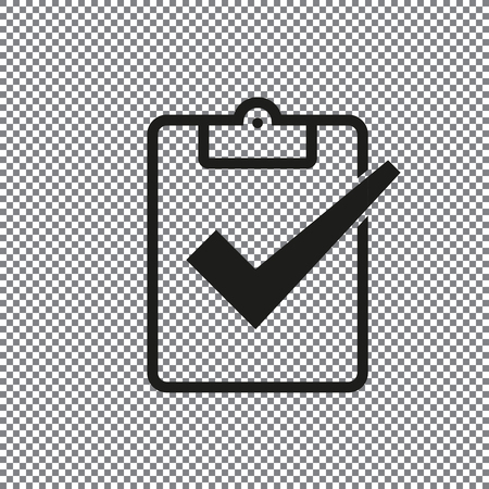 icon document on a transparent background