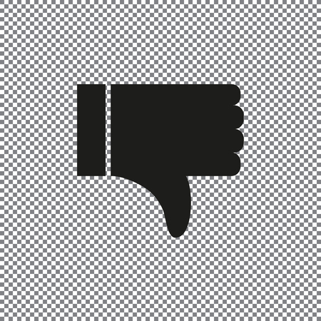 like icon vector, symbol like, sign like vector, on a transparent background