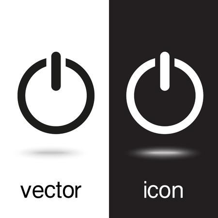 vector icon Power Иллюстрация