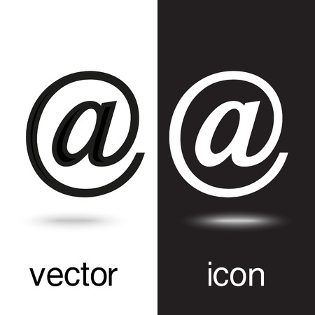 vector icon Mail Ilustrace