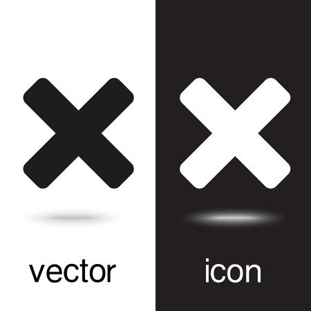 vector icon close
