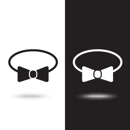 Vector icon bow
