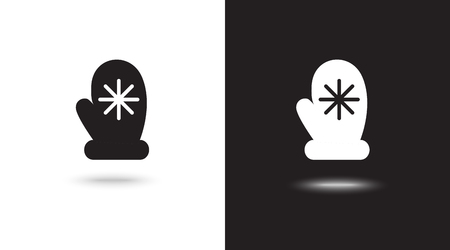 icon vector gloves