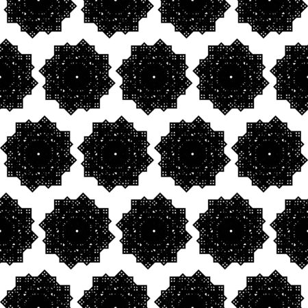 Abstract geometric pattern with lines, rhombuses A seamless vector background.