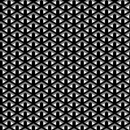 Abstract Geometric Hipster Fashion Techno Design Triangle Pattern Background.