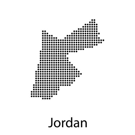 A Solid and Mosaic Map of Jordan